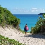 Grande Saline, la playa nudista de St. Barths