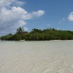 Isla Catalinita en la República Dominicana