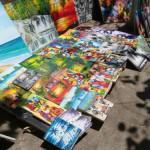El Mercado de Ocho Ríos en Jamaica