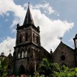 La Catedral de Roseau en Dominica