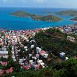 Carlota Amalia, capital de las Islas Vírgenes