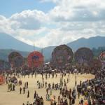 El Festival de Barriletes Gigantes en Sumpango, Guatemala