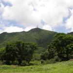 El Parque Nacional Monte Obama en Antigua