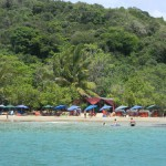 Playa Caribe en Miranda, Venezuela