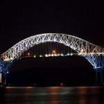 El Puente de las Américas en Panamá