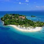 Cayo Levantado, un paraíso en la República Dominicana