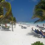 Playa Kantenah, un oasis de paz en el Caribe mexicano