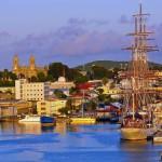 Visita San Juan, capital de Antigua