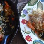Como preparar el arroz con chacalines