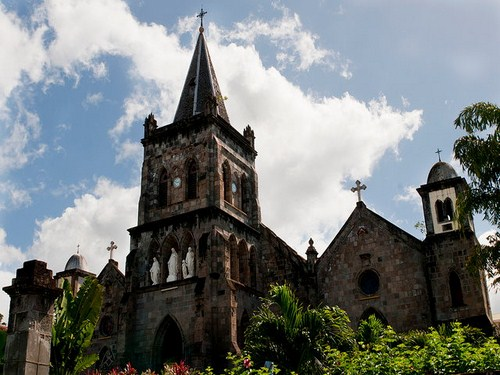 Catedral de Roseau
