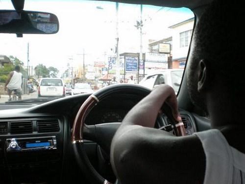 Conducir en Jamaica