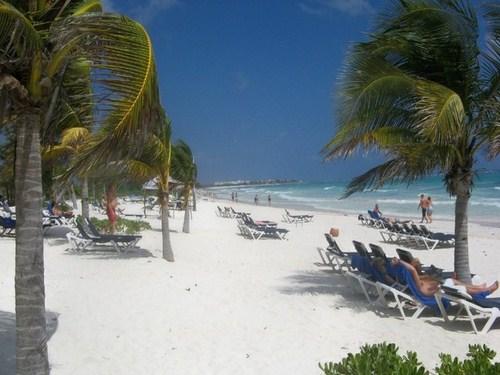 Grand Oasis Cancun >> Playa Kantenah, un oasis de paz en el Caribe mexicano