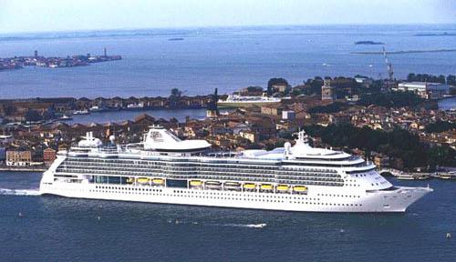 Cruceros por el Caribe, opciones