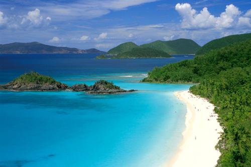 Islas Virgenes, paraiso en el Caribe
