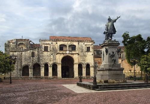 Santo Domingo y su barrio colonial