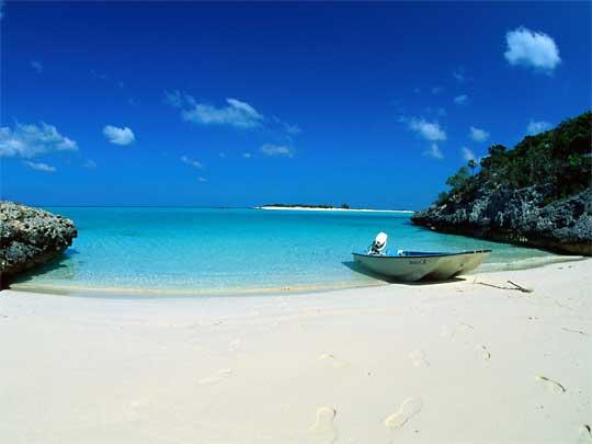 Islas Turcas y Caicos, las islas de los famosos