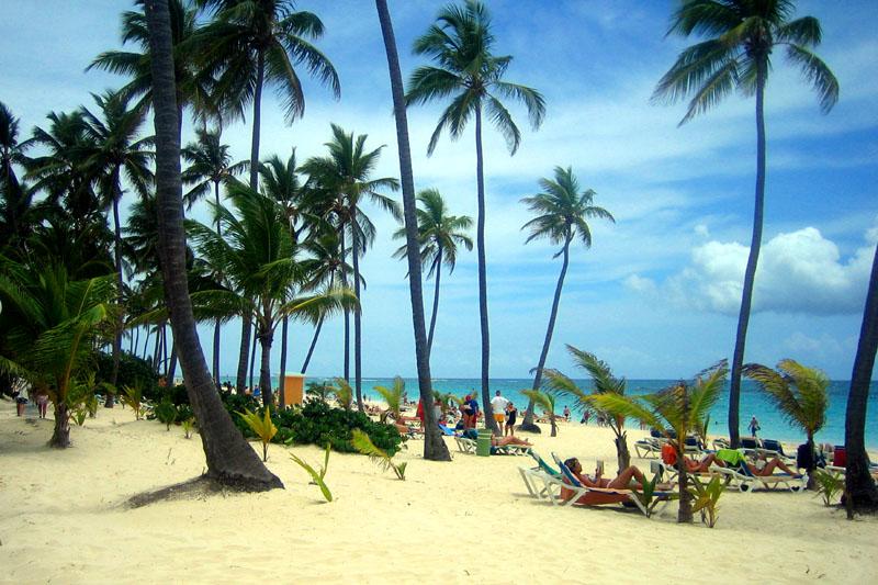 Punta Cana, el edén