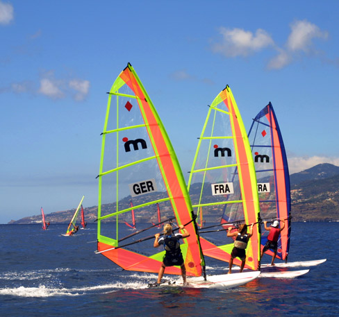 Windsurf en Costa Rica