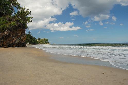 Playa de Trinidad y Tobago