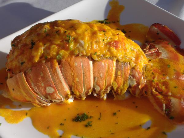 Comer en el Caribe