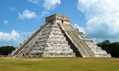 Chichién Itzá, en la Riviera Maya