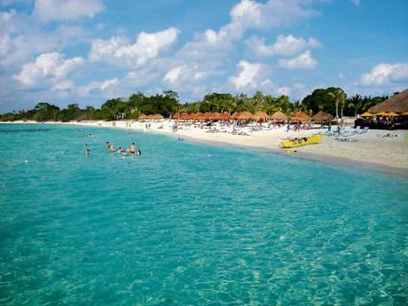Playas de Cozumel