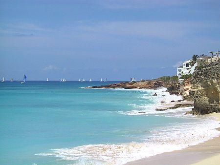 San Martin en Antillas