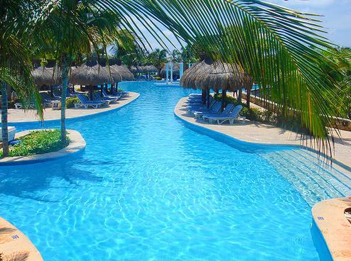 Alojarse en la Riviera Maya
