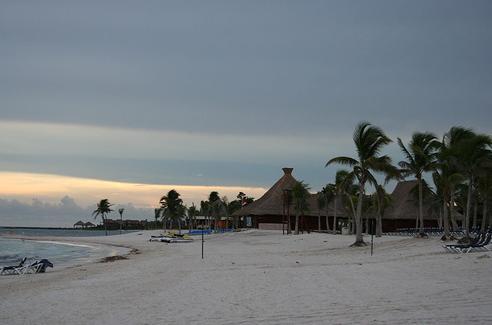 Vacaciones en las playas de la Riviera Maya