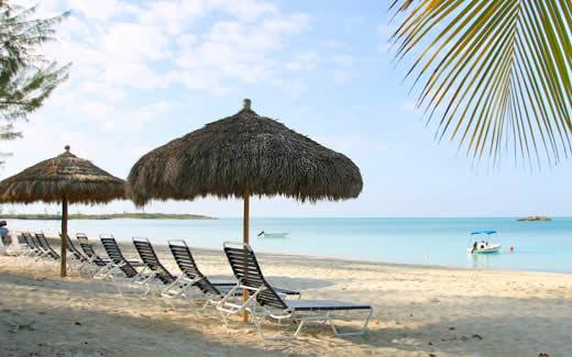 Cat Island, el paraíso en las Bahamas