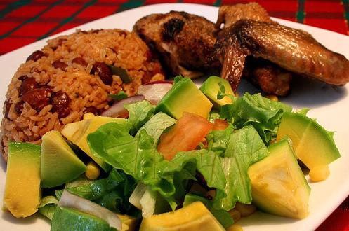 Lugares para comer en Puerto Rico