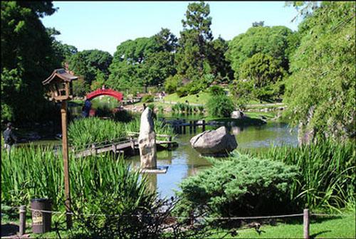 Jardin Botanico en Santo Domingo