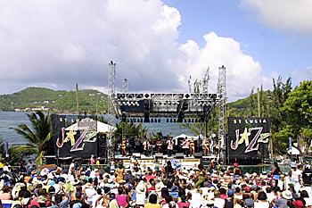 Musica en Santa Lucia