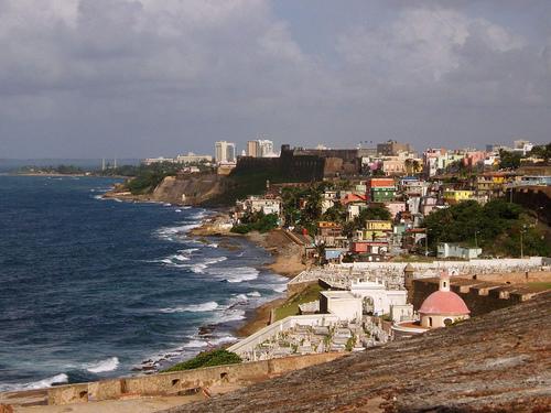 San Juan de Puerto Rico, pasado colonial