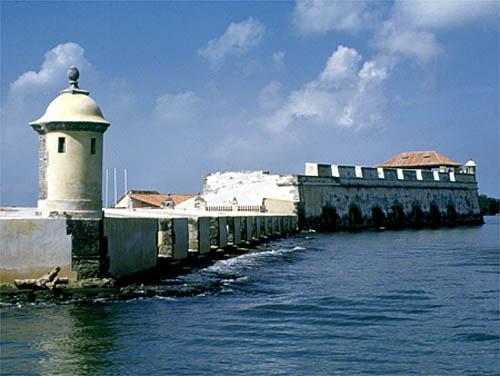 Fuerte Batería San José