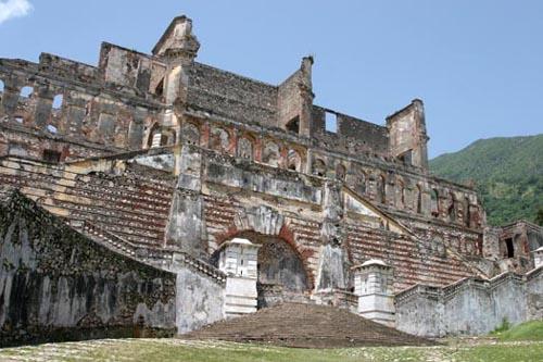 Parque Histórico de Haití, Versalles en el Caribe
