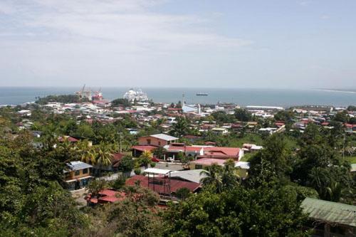 Puerto Limón, puerto de cruceros en Costa Rica