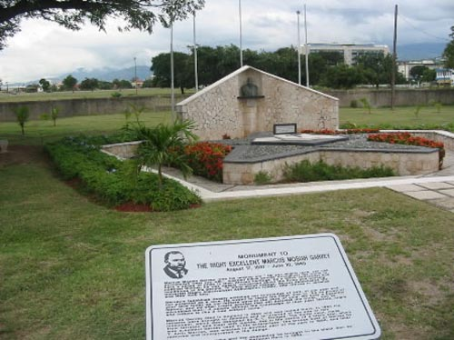 jamaica kingston national heroes park 11