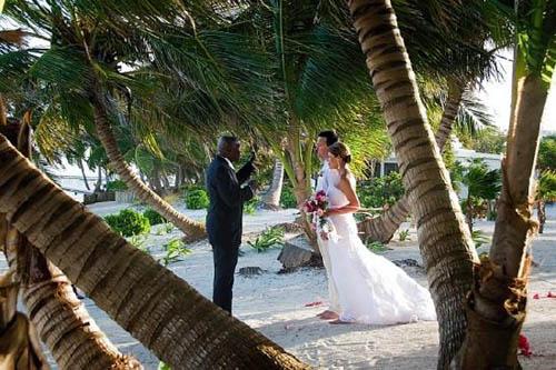 casamiento caribe