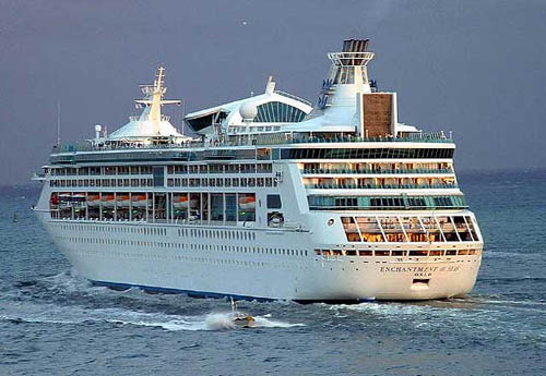 Enchantment Of The Seas, crucero por el Caribe Occidental