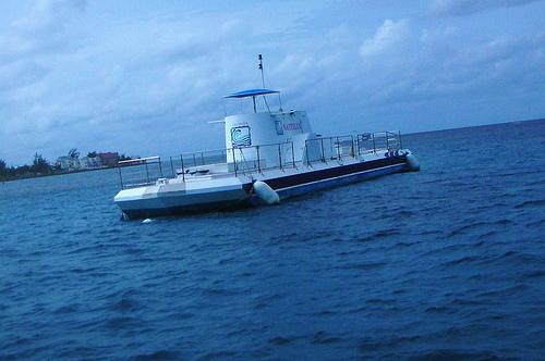 Tour submarino en Gran Caimán
