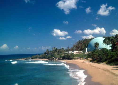 playa domes Surf en Puerto Rico