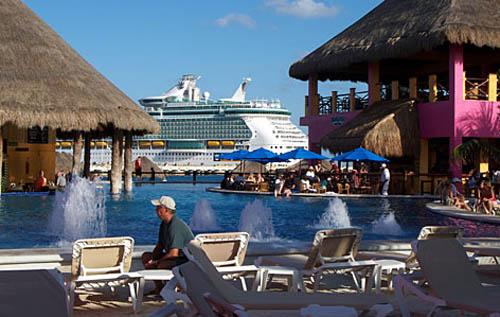 Puerto Costa Maya, puerto cultural de los cruceros