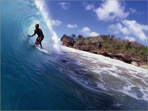 Surf en Puerto Rico