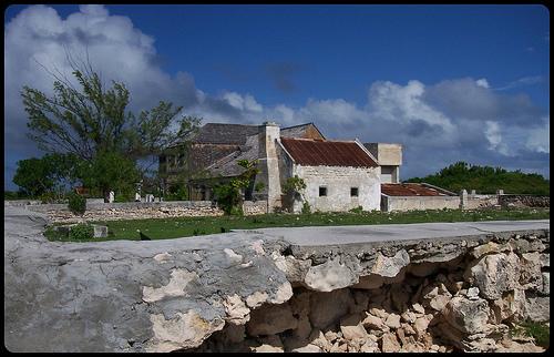 ruinas salinas salt cay