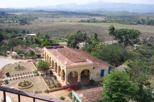 valle en Cuba