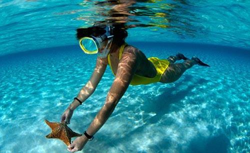 Buceo en Antigua y Barbuda