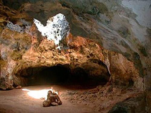 Cuevas en Arikok