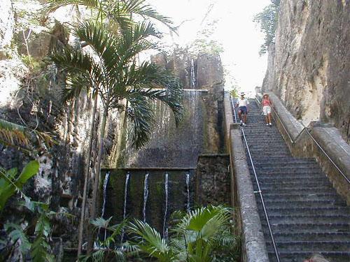 La Escalera de la Reina, Nassau