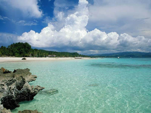 Playas de St. Martin